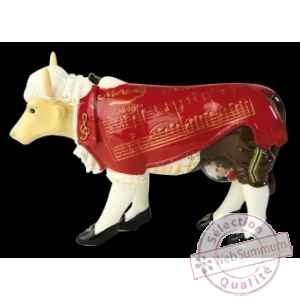 Figurine Vache amadeus 15cm Art in the City 80827