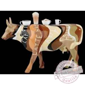Figurine Vache coffee & cream 15cm Art in the City 80830