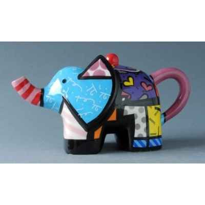 Theiere elephant Britto Romero -B331825