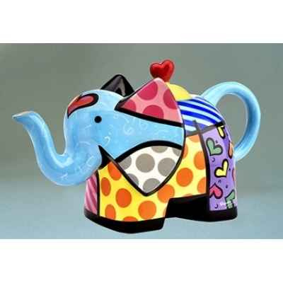 Theiere elephant britto romero -b334494
