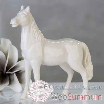 "Figure ""cheval\"" Casablanca Design -36028"
