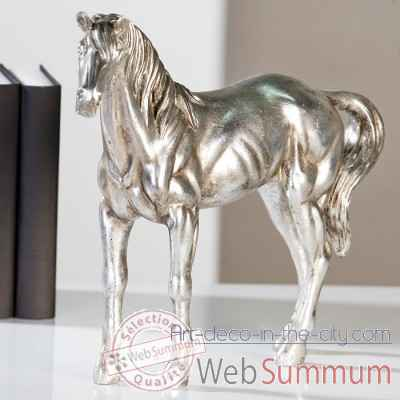 "Figure ""cheval"" Casablanca Design -59961"