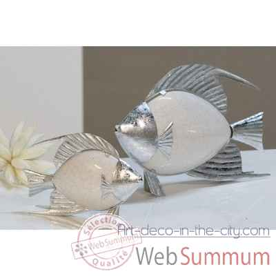 "Figure ""poisson"" Casablanca Design -74205"