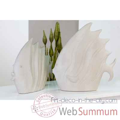 "Figure poisson ""tailer\"" Casablanca Design -26759"