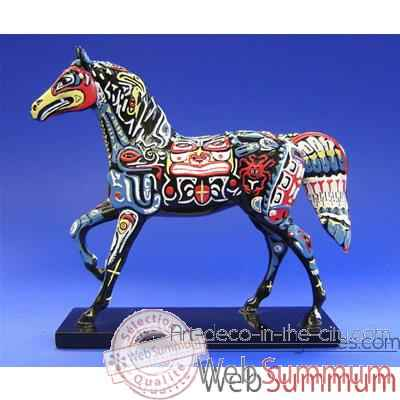 Figurine Cheval - Painted Ponies - Spirits of Northwest - 12234