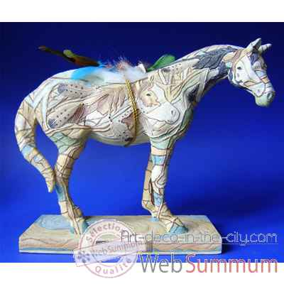 Figurine Cheval - Painted Ponies - Fetish Pony Grande - 12384