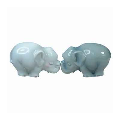 Video Figurine elephants Sel et Poivre -MW93404