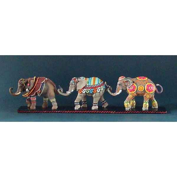 Figurine elephant - young bride - tu13077