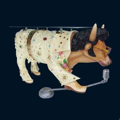 Vache The King Table Cow Art in the City - 80904