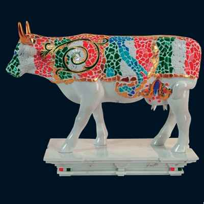 Vache Mosaico Italiano Art in the City - 80620